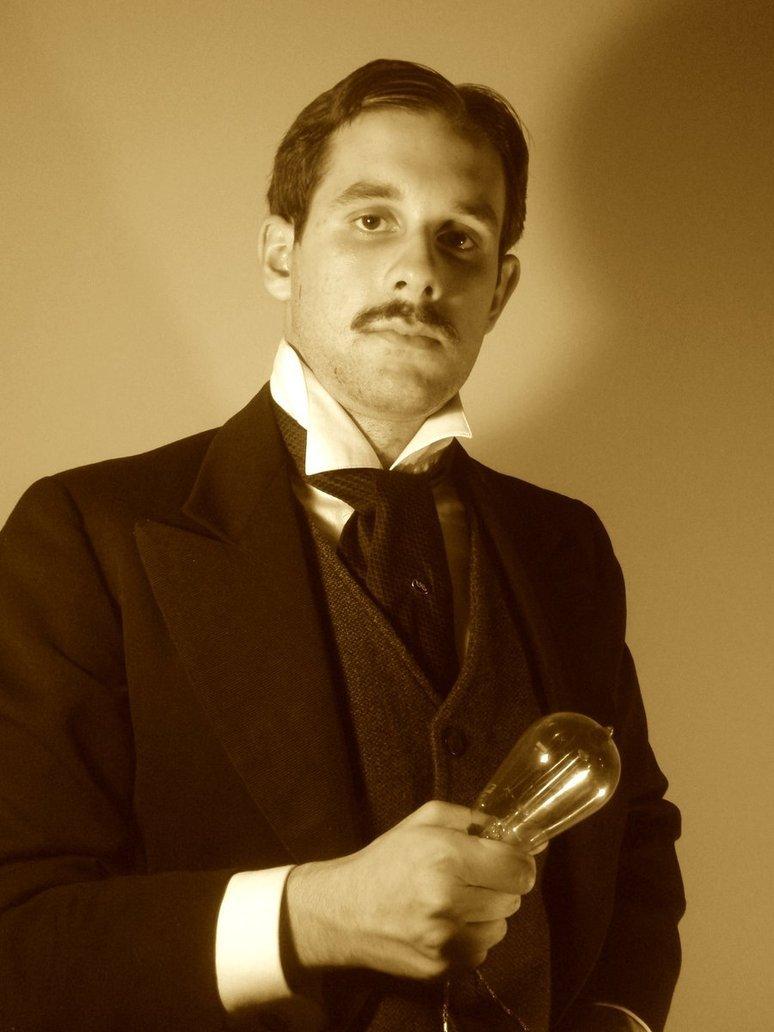 Никола Тесла: Мой мозг только приемное устройство