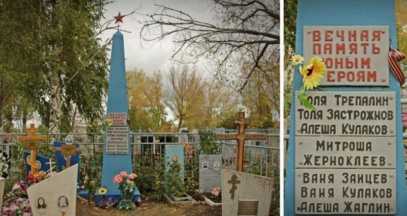 Девицкие Орлята: расстрелянные фашистами дети-герои, о которых не рассказывают в школе