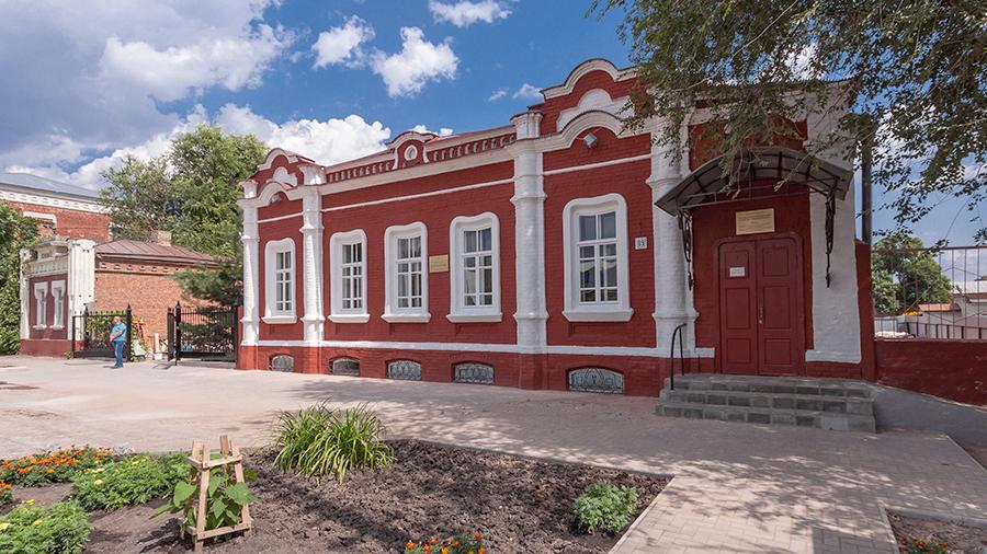 Картинная галерея К.С. Петрова-Водкина в Хвалынске